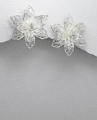 Waltzing Willow Sterling Silver Jewelry - Click to see our hair accessories and jewelry catalog!