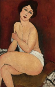 Modigliani: La Belle Romaine