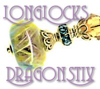 LongLocks DragonStix Hair Accessories