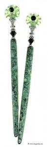Emerald Adore Special Edition LongLocks PearliStix