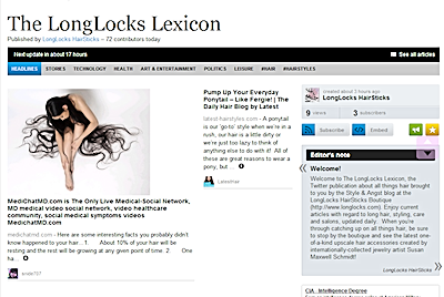 The LongLocks Lexicon