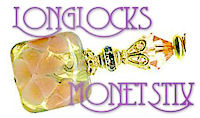 LongLocks MonetStix Hair Jewelry