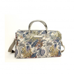 Vintage Diane von Furstenberg Tapestry Overnight Bag eBay Steal