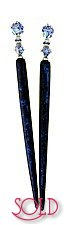 Blue Zap FantasyStix Hair Sticks