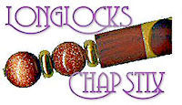 LongLocks ChapStix Hair Jewelry