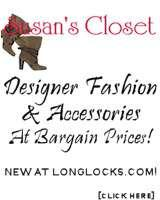 Susan's Closet - Gently Used and Mint Condition Designer Accessories at Bargain Prices!