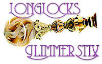 LongLocks GlimmerStix Hair Jewelry