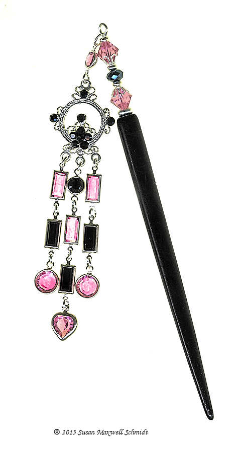 Holly Golightly LongLocks GeishaStix Hair Pin