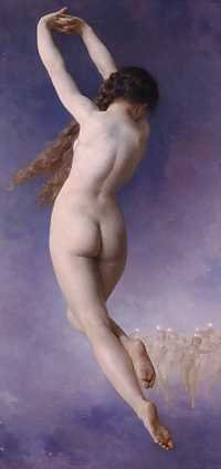 L'Etoile Perdue by William Bouguereau
