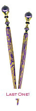 Lilac Illusion IllusioniStix Hair Jewelry