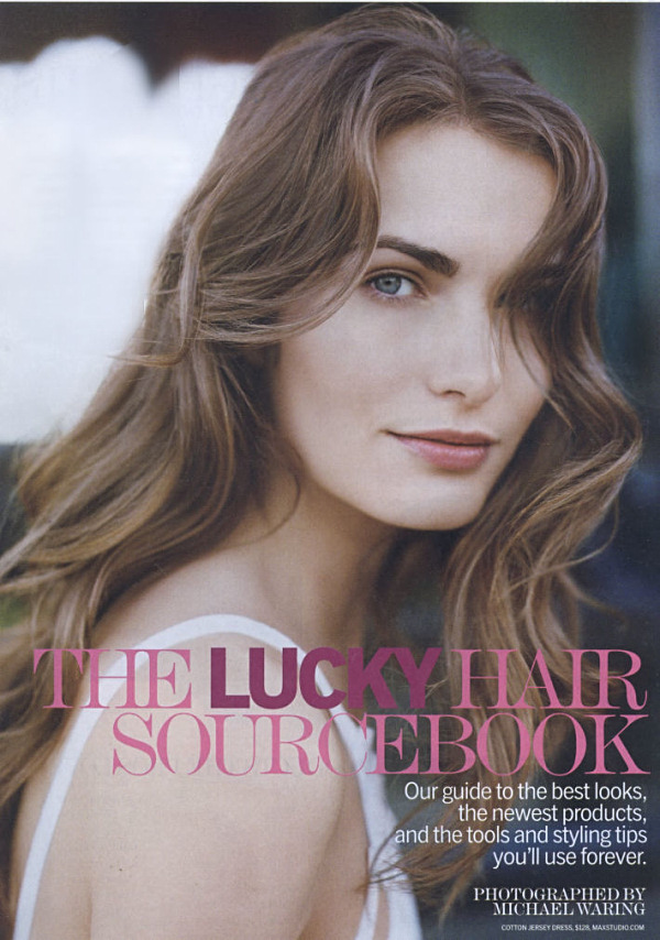 LongLocks Boutique featured in Lucky Magazine