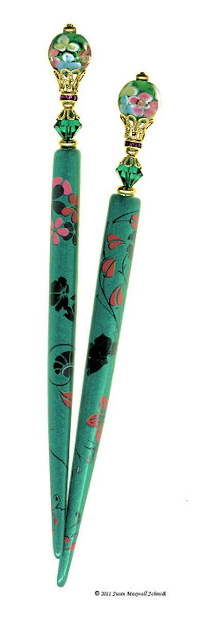 Meadow POP LongLocks Stix Nouveau Hair Sticks