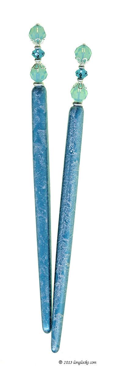 Pacific Paradise LongLocks MajeStix Hair Sticks