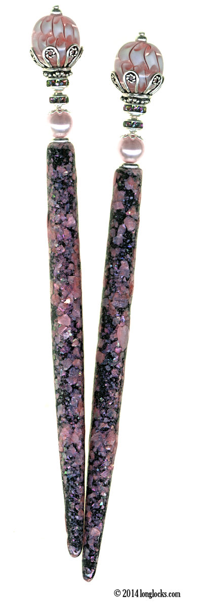 Pearl Parfait Special Edition LongLocks PearliStix Hair Sticks