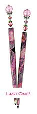 Pink Diamond BijouStix Hair Sticks
