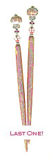 Pink Lotus RomanzaStix Hair Sticks