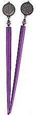 Purple Laticcino RapunzelStix Hair Sticks