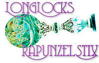 LongLocks RapunzelStix Hair Jewelry
