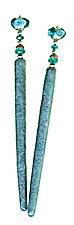 Sea Roses Special Edition ShimmerStix Hair Sticks