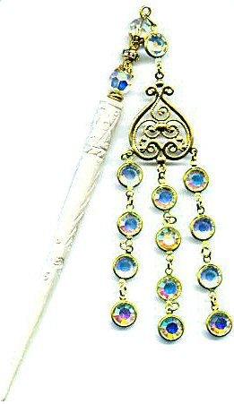 Geisha Wedding Hair Pin