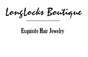 LongLocks HairSticks Boutique, exquisite one-of-a-kind art glass hair jewelry designed and hand crafted for the uncommon woman. Rapunzel never had it so good...