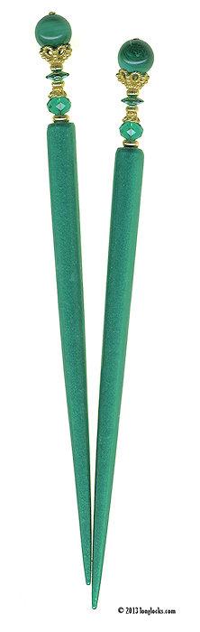 LongLocks RapunzelStix Hair Pins