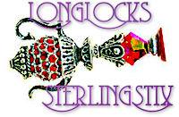 LongLocks SterlingStix Hair Sticks Designs
