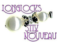 LongLocks Stix Nouveau Hair Jewelry