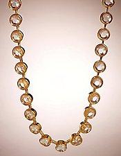 Allen B. Schwartz Stone Collar Necklace