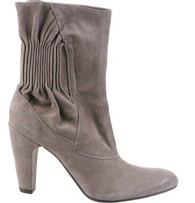 Apepazza Orione Suede Boots in Dark Taupe
