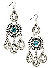 ArdenB Beaded Drop Earrings