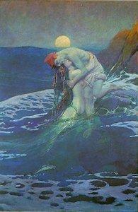 The Mermaid by Howard Pyle