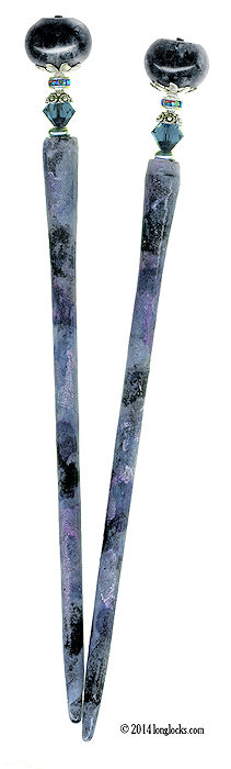 Thunder Bay Special Edition BijouStix LongLocks HairSticks - Click to see our full catalog!