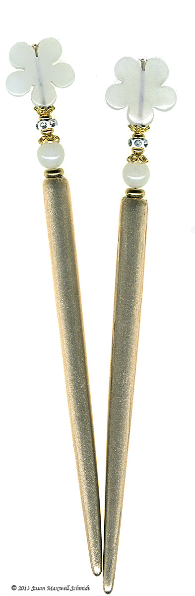 Virtue Special Edition LongLocks BridalStix Hair Sticks