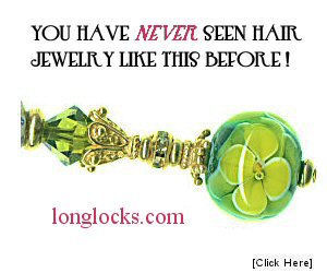 LongLocks HairSticks Catalog